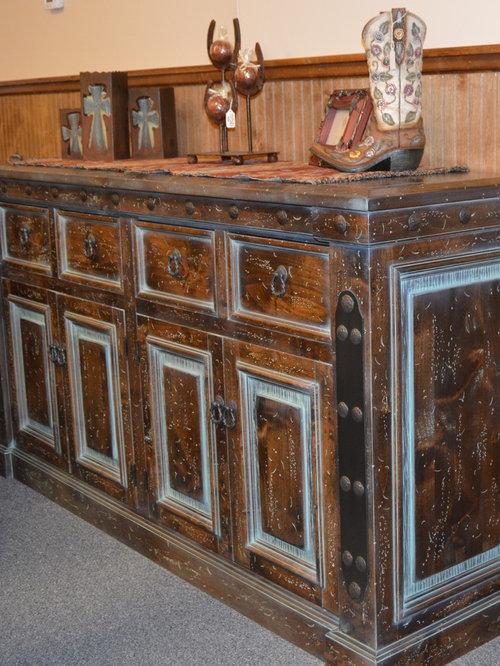 western hacienda dining room set western dining room furniture the versailles formal dining