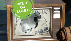 how to get rid of old electronics canberra