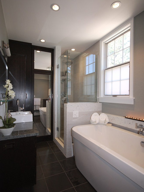 Free Standing Tub With Shower Home Design Ideas, Pictures ...