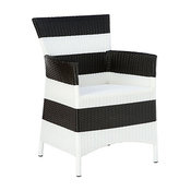 Solid Stripes Armchair