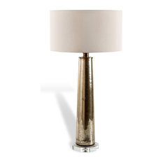 table lamps with a dimmer switch houzz. Black Bedroom Furniture Sets. Home Design Ideas