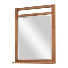 Shop craftsman bathroom mirrors on houzz for Craftsman mirrors bathroom