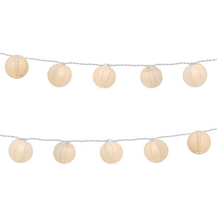 Traditional Outdoor Rope And String Lights by JH Specialties Inc.
