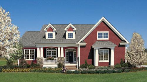 Craftsman home plans from don gardner architects for Donald a gardner craftsman house plans