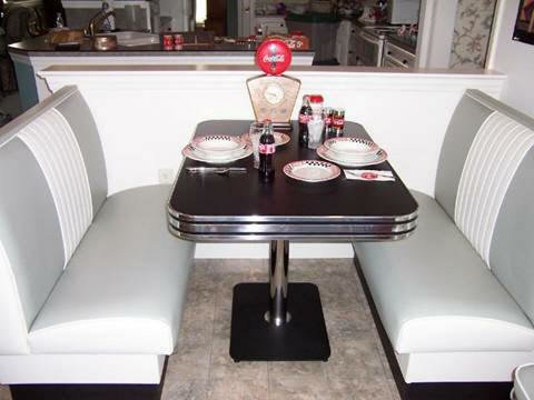 Home Diner Booth Home Design Ideas Pictures Remodel And