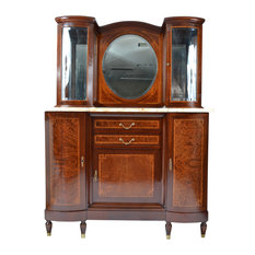 Consigned Buffet Louis XVI Mahogany Antique France 19th Century ...