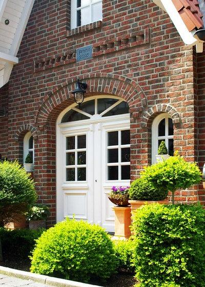 Farbe form funktion 17 einladende haust ren - Fensterbau kleve ...