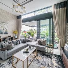 Houzz Tour: Developed Semi-D Gets Luxury Resort Interior Styling