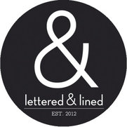 Lettered & Lined's photo