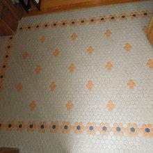 Stylish Hexagon Tile