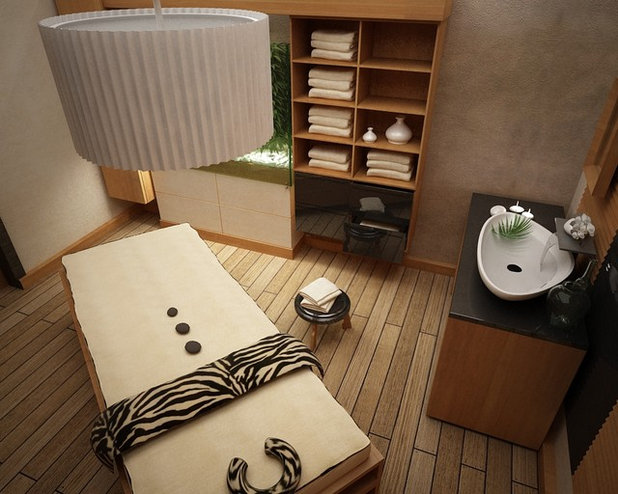create your own massage room