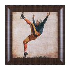 Vintage Sports Nursery Decor Traditional Home Decor