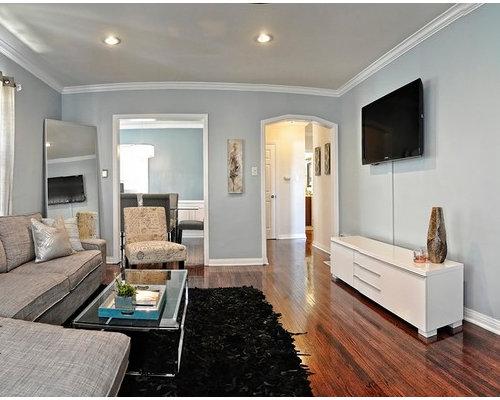 Benjamin Moore Harbor Haze Home Design Ideas Pictures Remodel And Decor