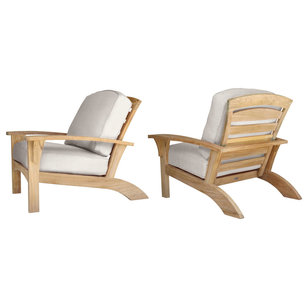 Contemporary Outdoor Lounge Chairs by Atlantic Patio Furniture