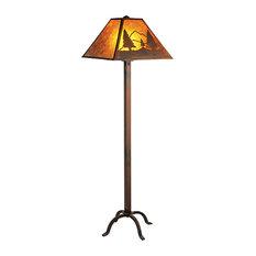 Rustic Floor Lamps Houzz