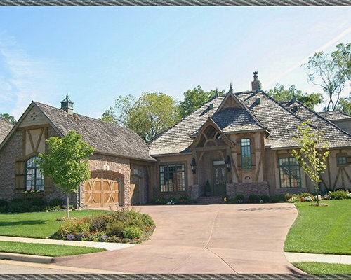 French country exterior design ideas remodels photos for French country design exterior