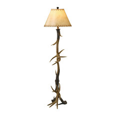 Rustic Floor Lamps Houzz