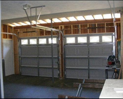 Carport Enclosure Ideas : Houzz garage conversion joy studio design gallery best