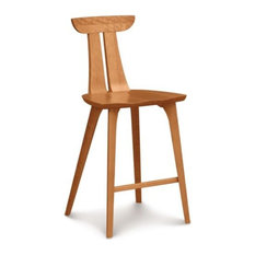 Exotic Wood Bar Stools And Counter Stools Houzz