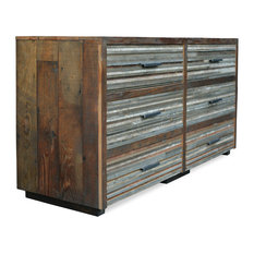 Rustic Dressers And Chests Houzz