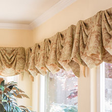 Draperies, Custom Window Coverings & Bedding