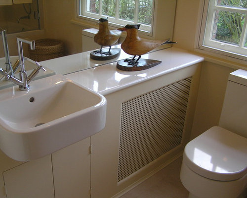 Semi Recessed Sink Home Design Ideas Pictures Remodel