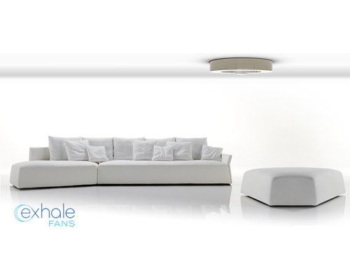 Exhale Fans - First truly bladeless ceiling fan. - Products