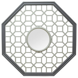 Contemporary Wall Mirrors By Stratton Home Decor