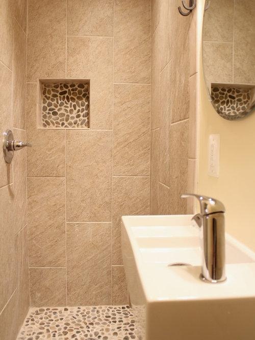 under stairs bathroom home design ideas renovations  photos