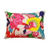 Colorful Dragon Pillow
