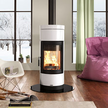 Wood Cook Stoves by La Nordica - Modern ItalianWood Burning Cook