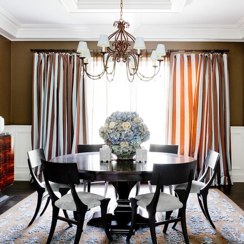 Dining Room Ideas Houzz: Farmhouse Dining Room Design Ideas & Remodel Pictures