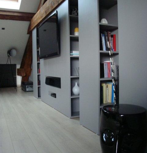 r novation combles. Black Bedroom Furniture Sets. Home Design Ideas