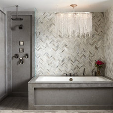 Back Splash Ideas - an Ideabook by Hampton Hill Cabinets and Design