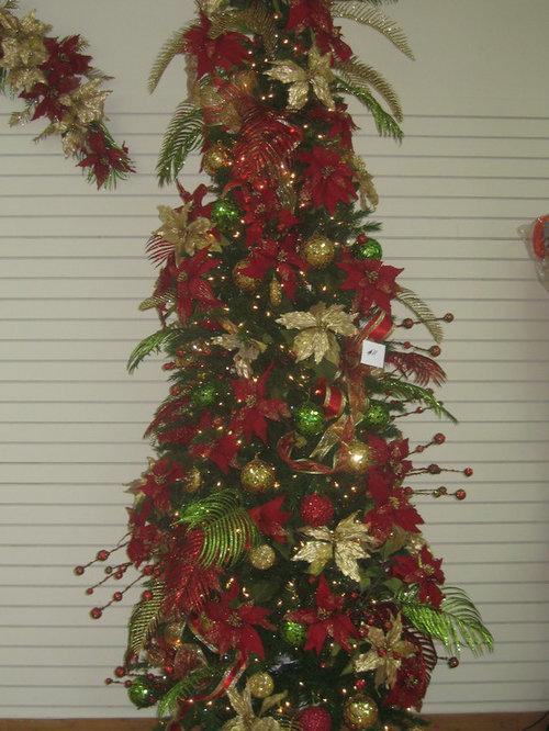 tropical christmas decorating home design ideas photos