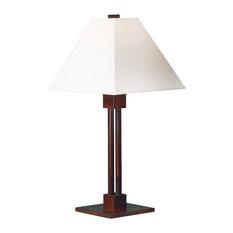 craftsman table lamps houzz. Black Bedroom Furniture Sets. Home Design Ideas