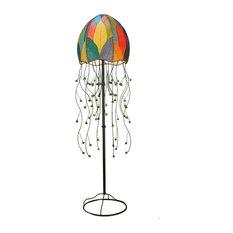Eclectic Floor Lamps Houzz