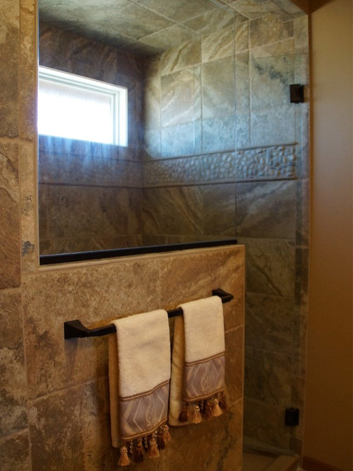 Rustic Walk In Shower Designs Pictures To Pin On Pinterest