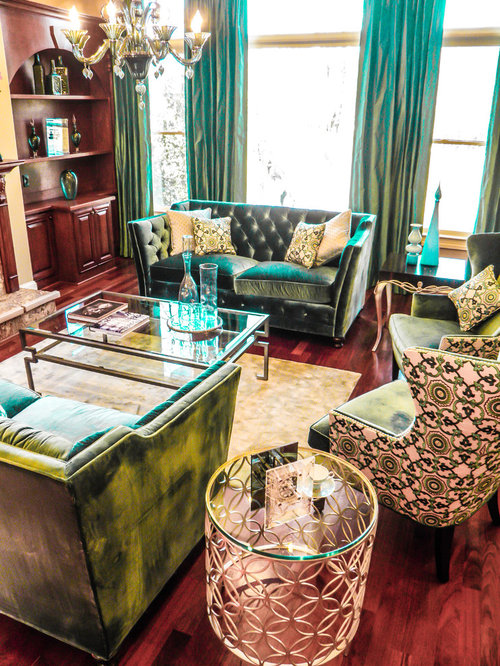 Affordable Traditional Living Room Design Ideas