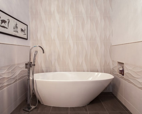 Wavy Tile Home Design Ideas Pictures Remodel And Decor