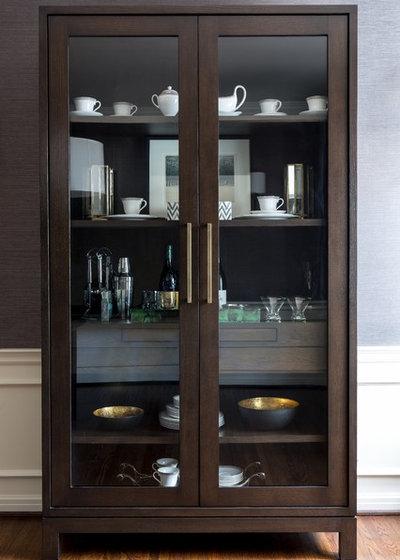 Armoire vaisselle design - Meuble pour ranger les verres ...
