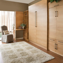 Creating a Guest Room with a Murphy Wall-Bed