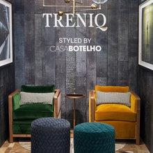 Treniq Stand Styled By CASA BOTELHO