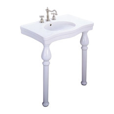 Mirabelle Pedestal Sinks : ... Turn 8