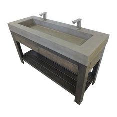 Industrial Sink Uk : Industrial Bathroom Sinks: Find Bathroom Sinks and Vanity Units Online