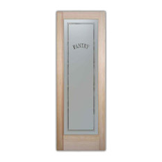 Traditional interior and closet doors houzz for 18 x 80 pantry door