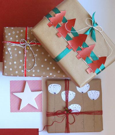 Как интересно упаковать подарок
