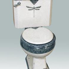 Eclectic Toilets Houzz