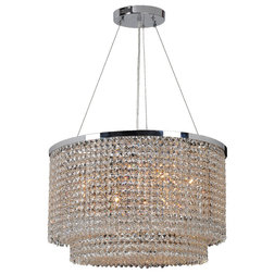 Shop Houzz Up To  Off Glam Chandeliers