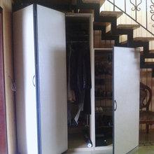 Складные двери для шкафа-купе